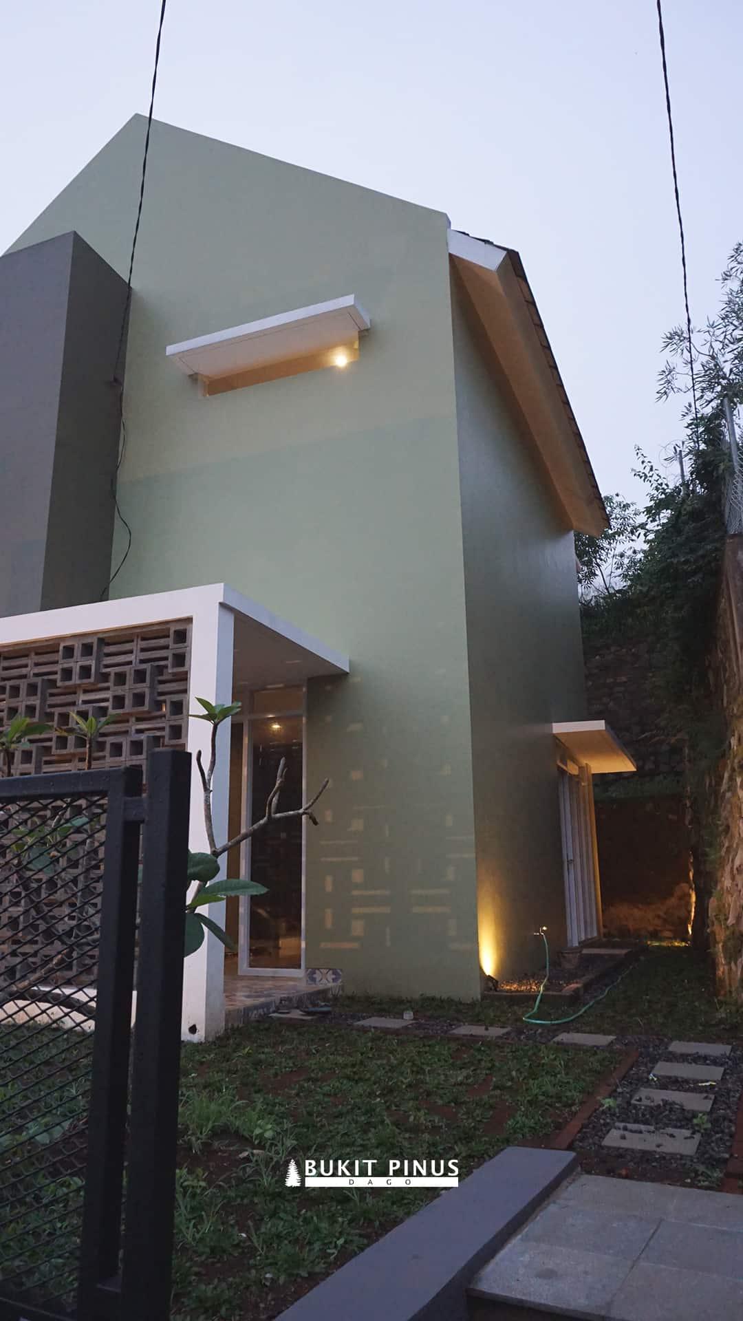 Rumah upslope